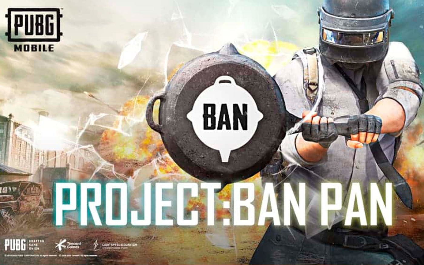 PUBG Mobile 'Project Ban Pan' traz novas medidas anti-fraude