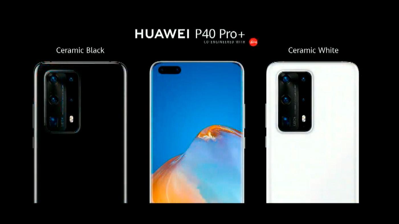 Huawei Lanca P40 P40 Pro E P40 Plus Com Camera De 50mp Veja Ficha Tecnica E Precos