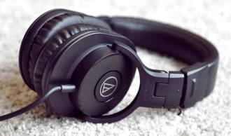 Headphone Audio Technica ATH-M20X. Fonte: zosomusic