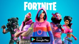 Fortnite chega oficialmente a Google Play Store