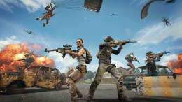 PUBG passa a utilizar bots no PS4 e Xbox One