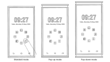 Patente da Sony revela Xperia com mecanismo pop-up duplo