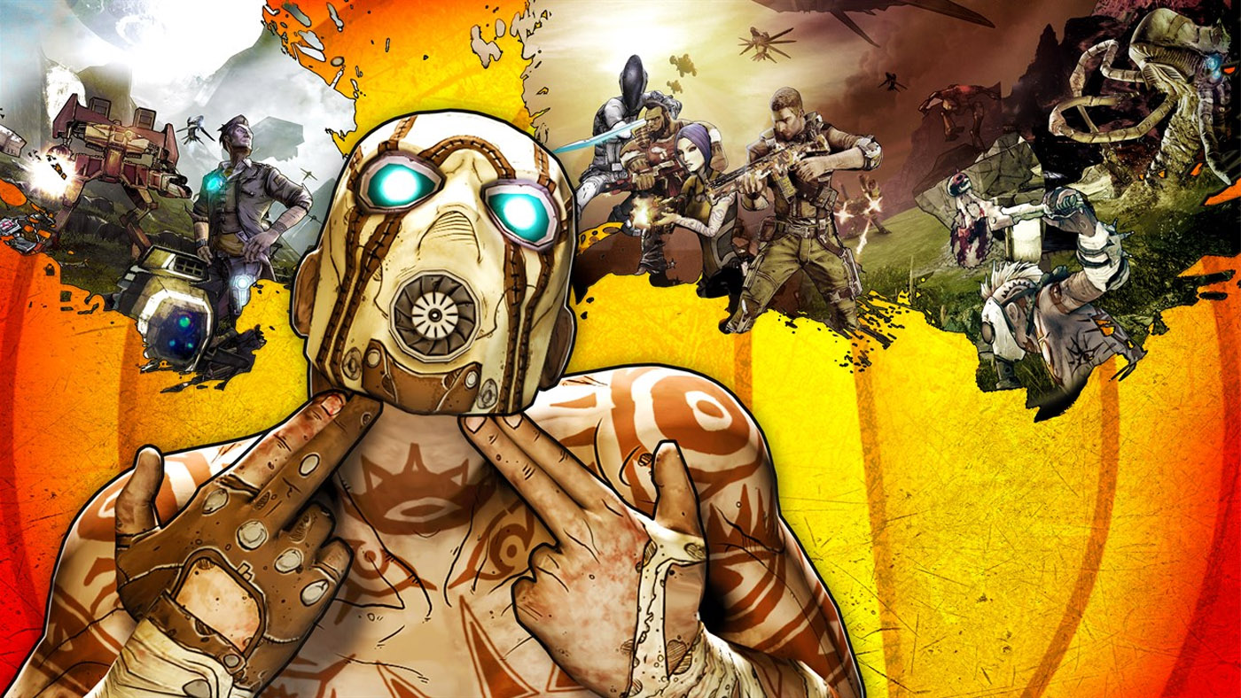 Borderlands The Handsome Collection está de graça na Epic Games Store
