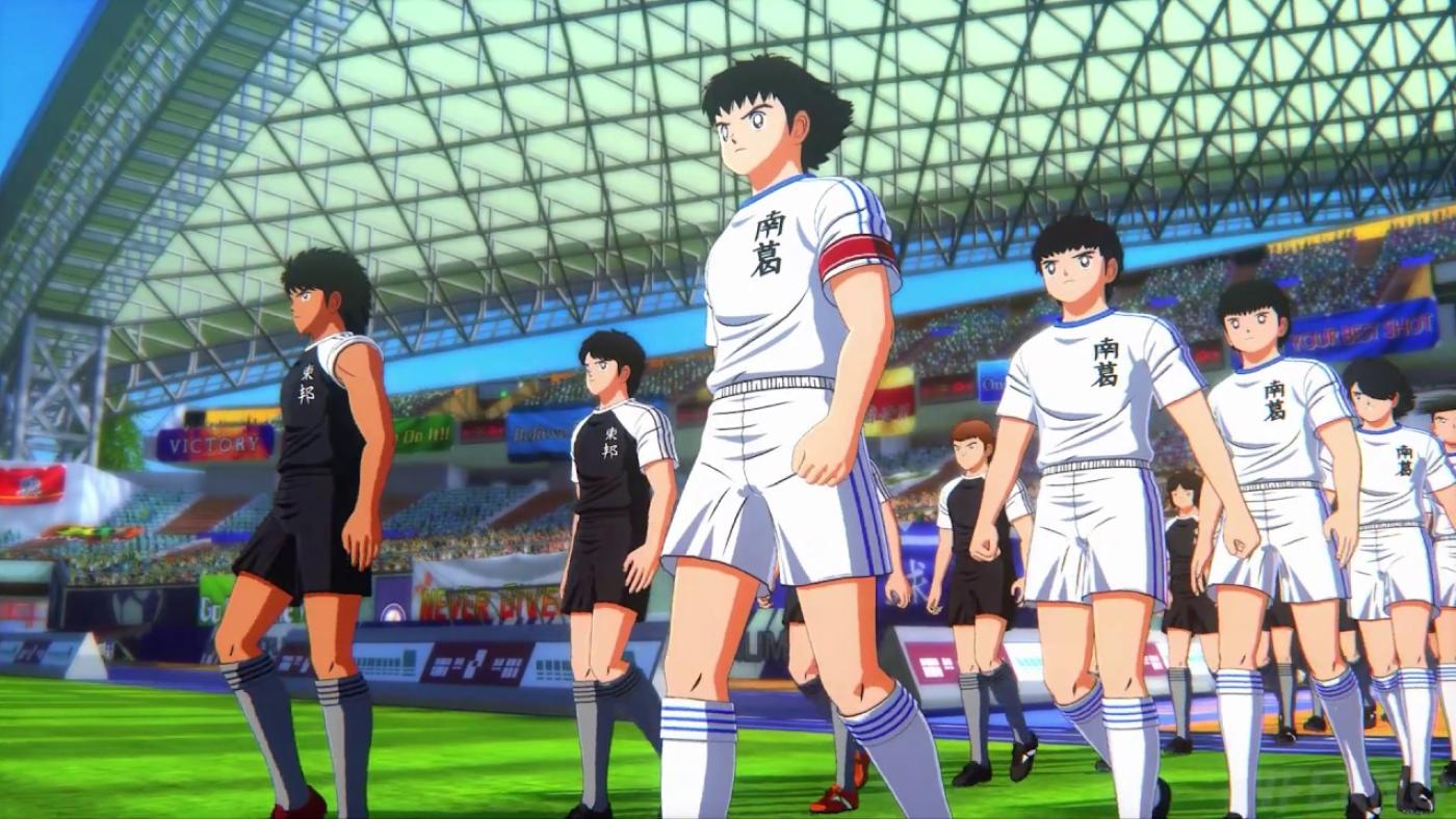 Edição especial limitada de Captain Tsubasa (Super Campeões): Rise ...