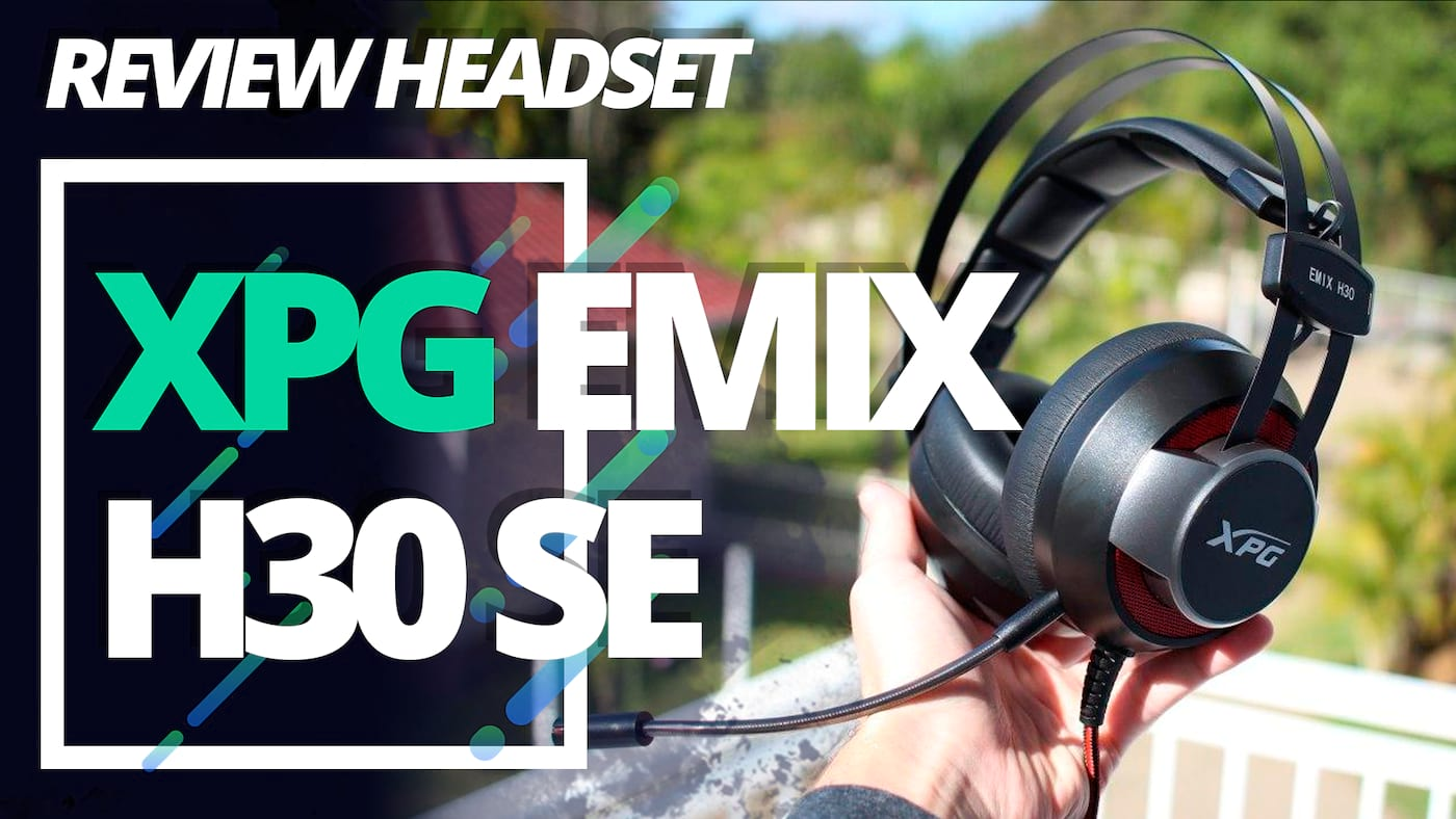 Review headset XPG EMIX H30 SE