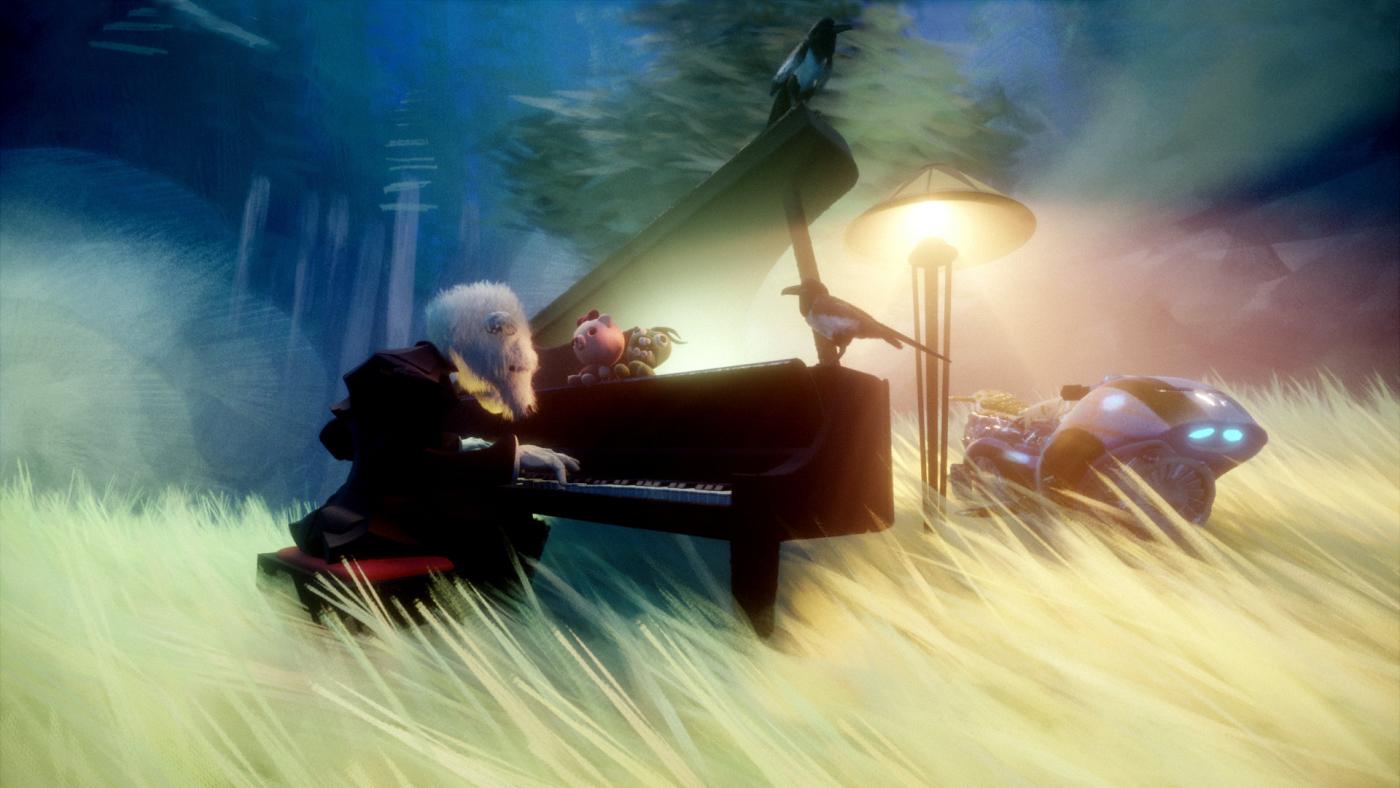 Imagem ilustrativa do jogo Dreams.