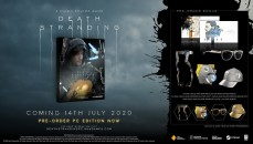 Death Stranding para PC ganha novo trailer e AMA (Ask Me Anything)