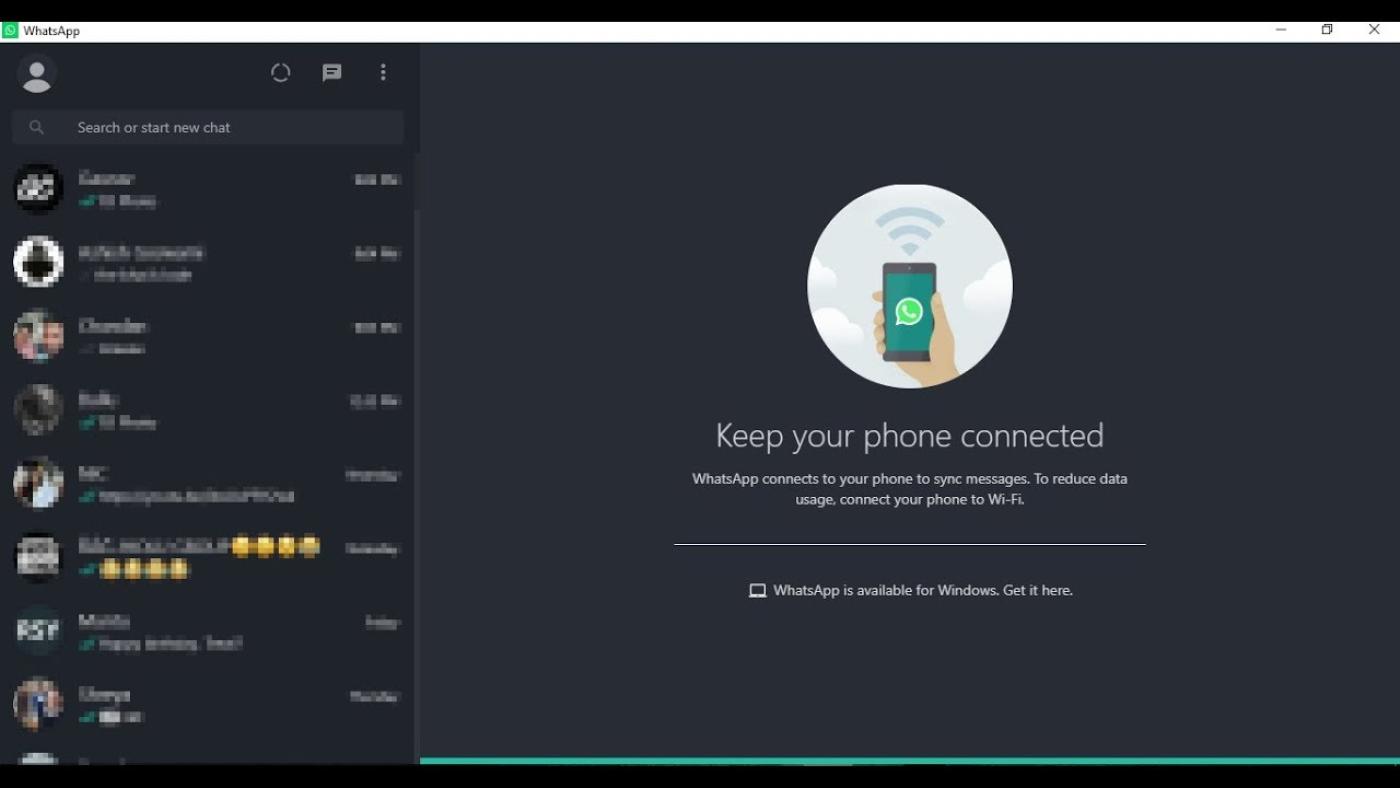 WhatsApp lança adesivos (stickers) animados, modo escuro para a versão desktop e mais!
