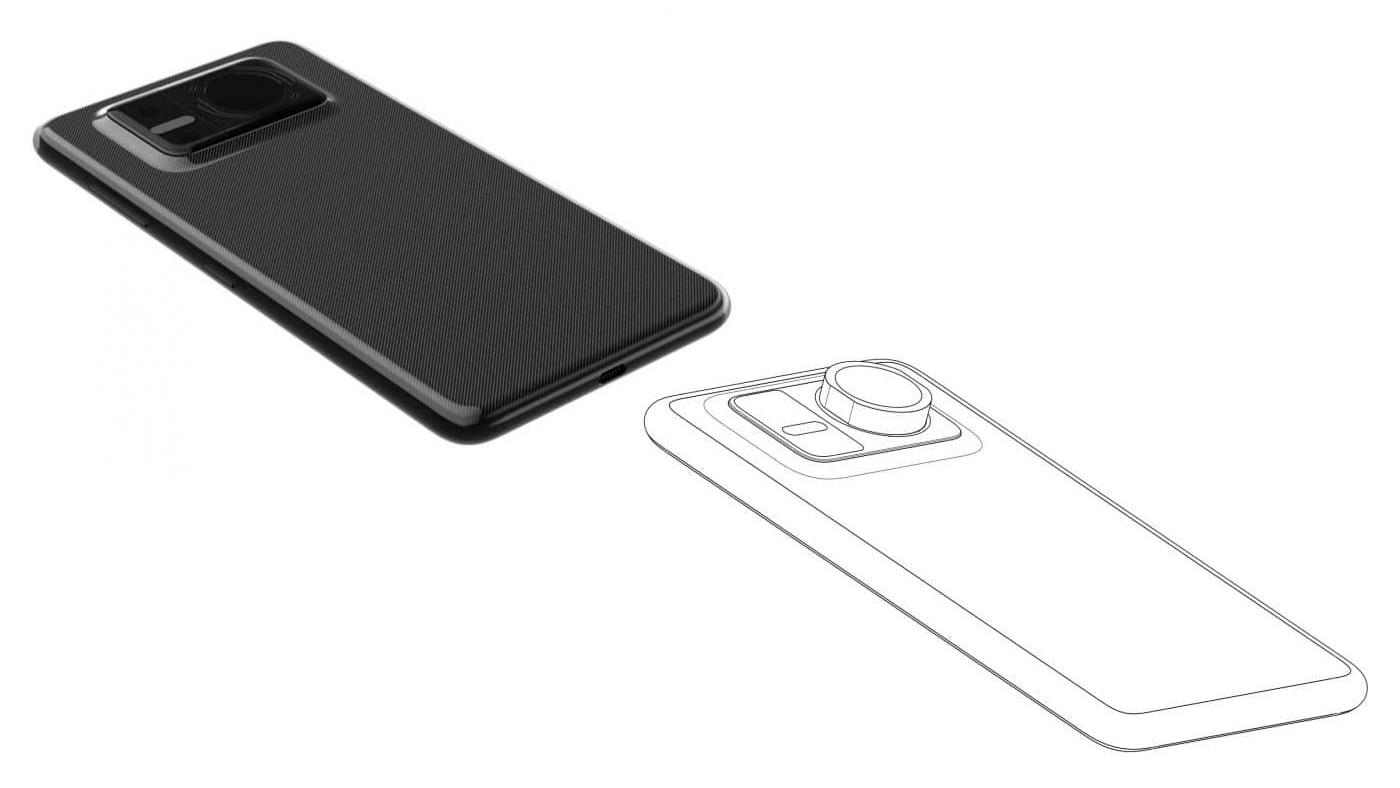 Huawei registra patente de smartphone com câmera de zoom tradicional