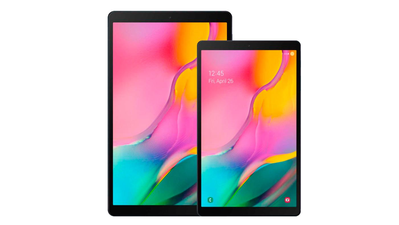 Galaxy Tab A 10.1 e Tab A 8.0 (2019) estão recebendo Android 10 e OneUI2.1