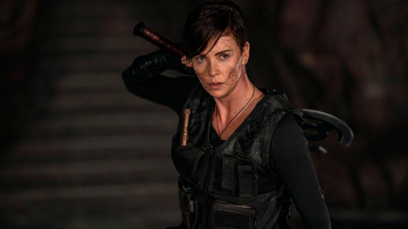 Filme The Old Guard com Charlize Theron estreia sexta na Netflix