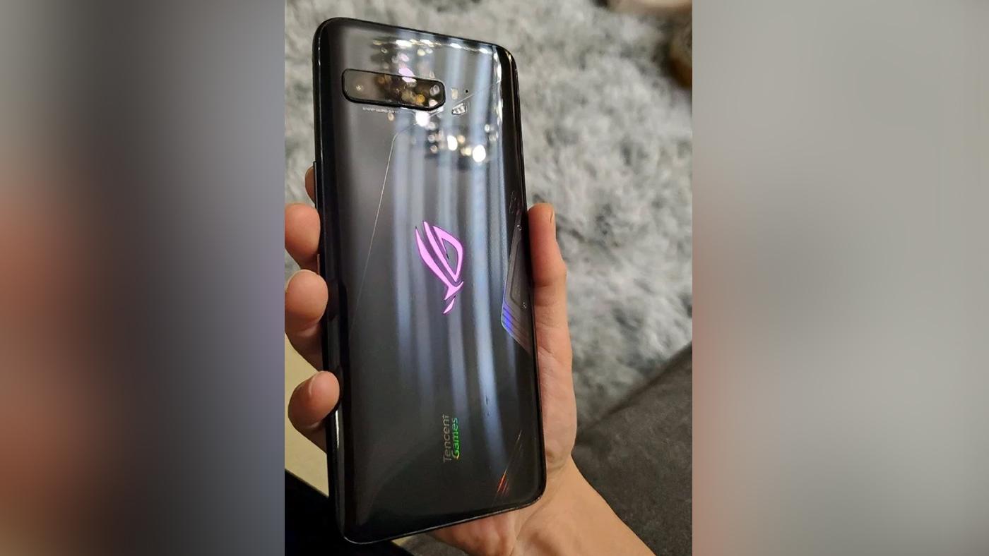Teaser do ROG Phone 3 confirma presença do Snapdragon 865+