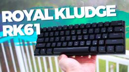 Review teclado Royal Kludge RK61