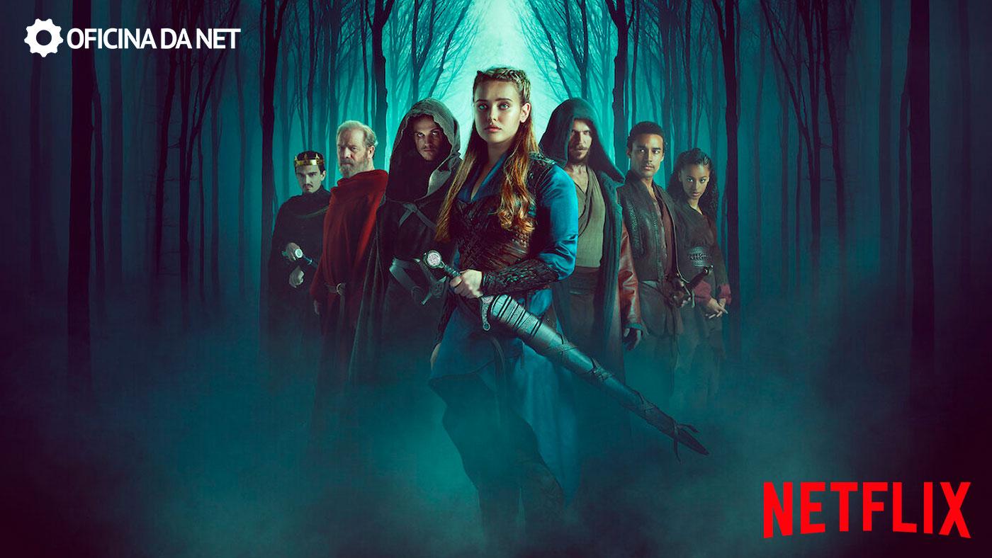 Cursed - A Lenda do Lago: série estreia sexta-feira na Netflix