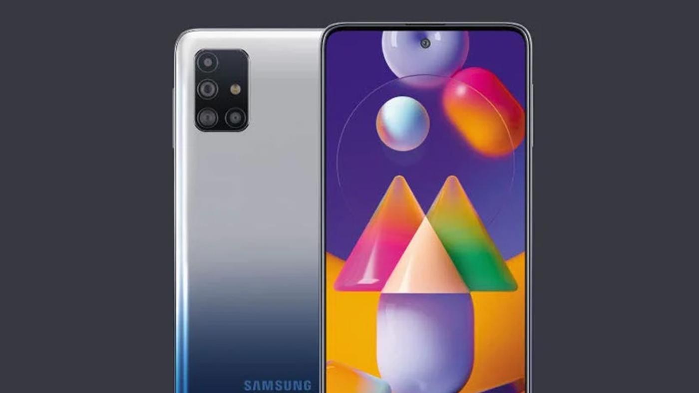 Galaxy M31s chegará em 30 de julho com bateria de 6.000 mAh