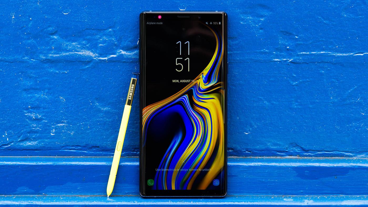Galaxy Note 9 apresenta mesmo problema de tela esverdeada do Galaxy S20 Ultra