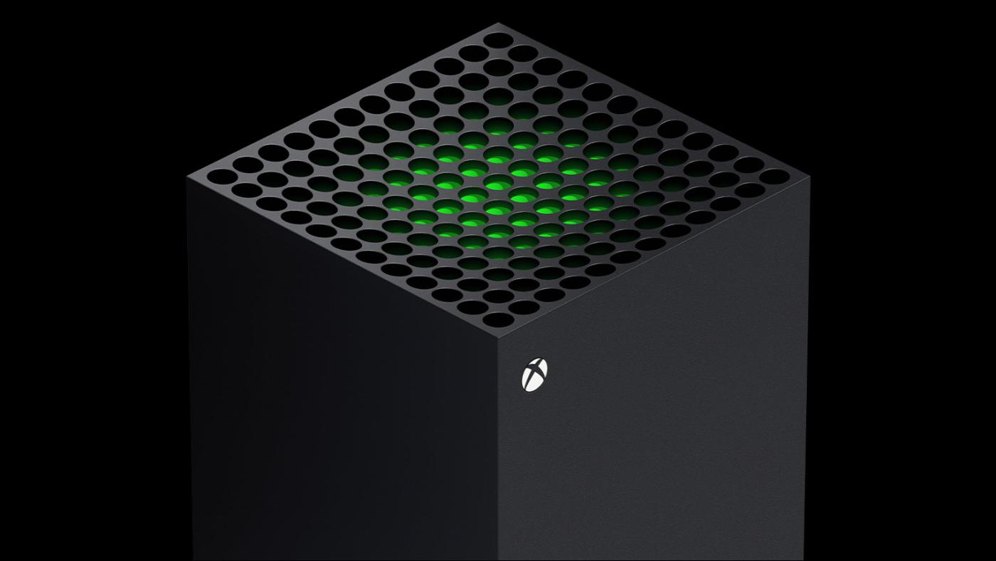 Xbox Series X. Fonte: Microsoft