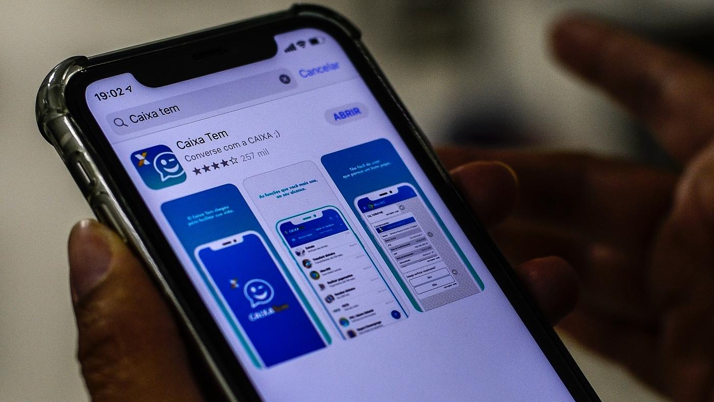 Como resolver os erros do app Caixa Tem ou desbloquear a conta?