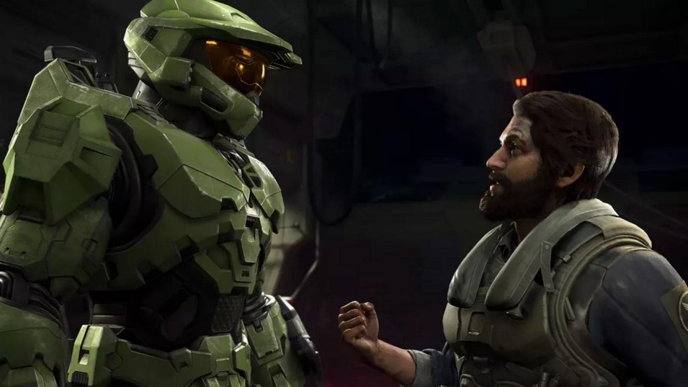 Imagem ilustrativa de Halo Infinite. Fonte: Microsoft