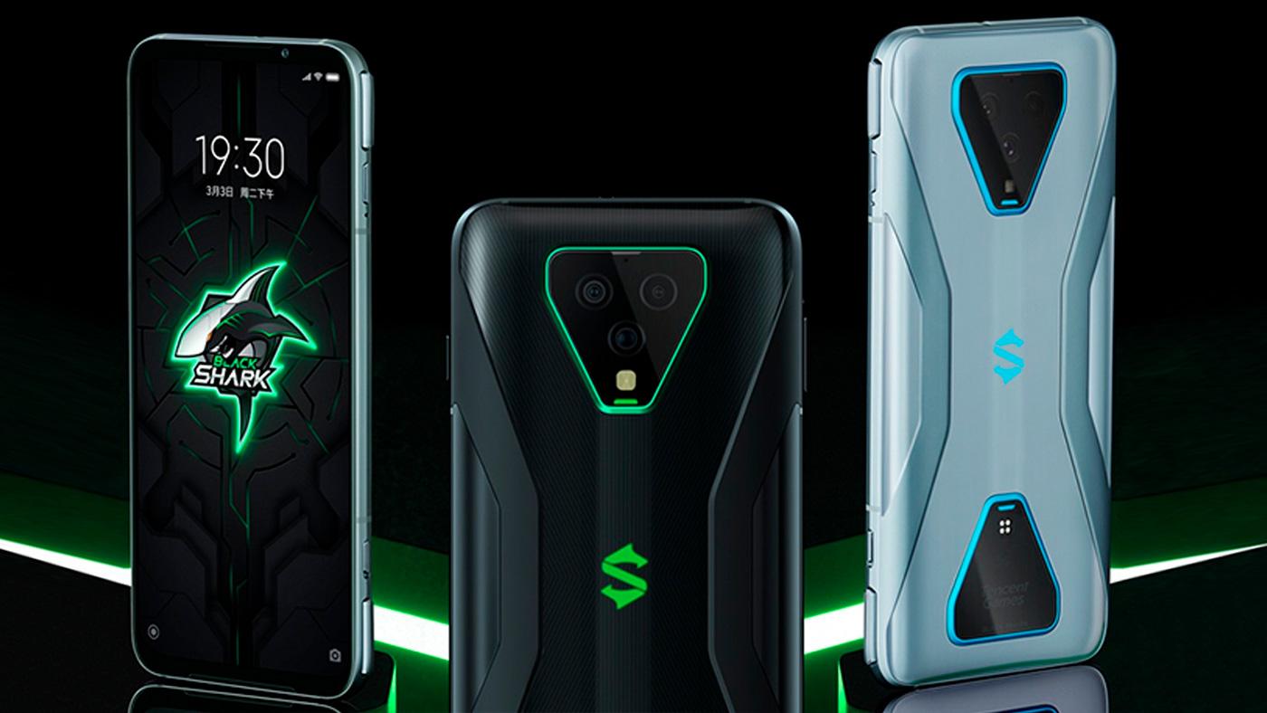 Depois do ROG Phone III e do Lenovo Legion Phone Duel, o Black Shark 3S vem ai!