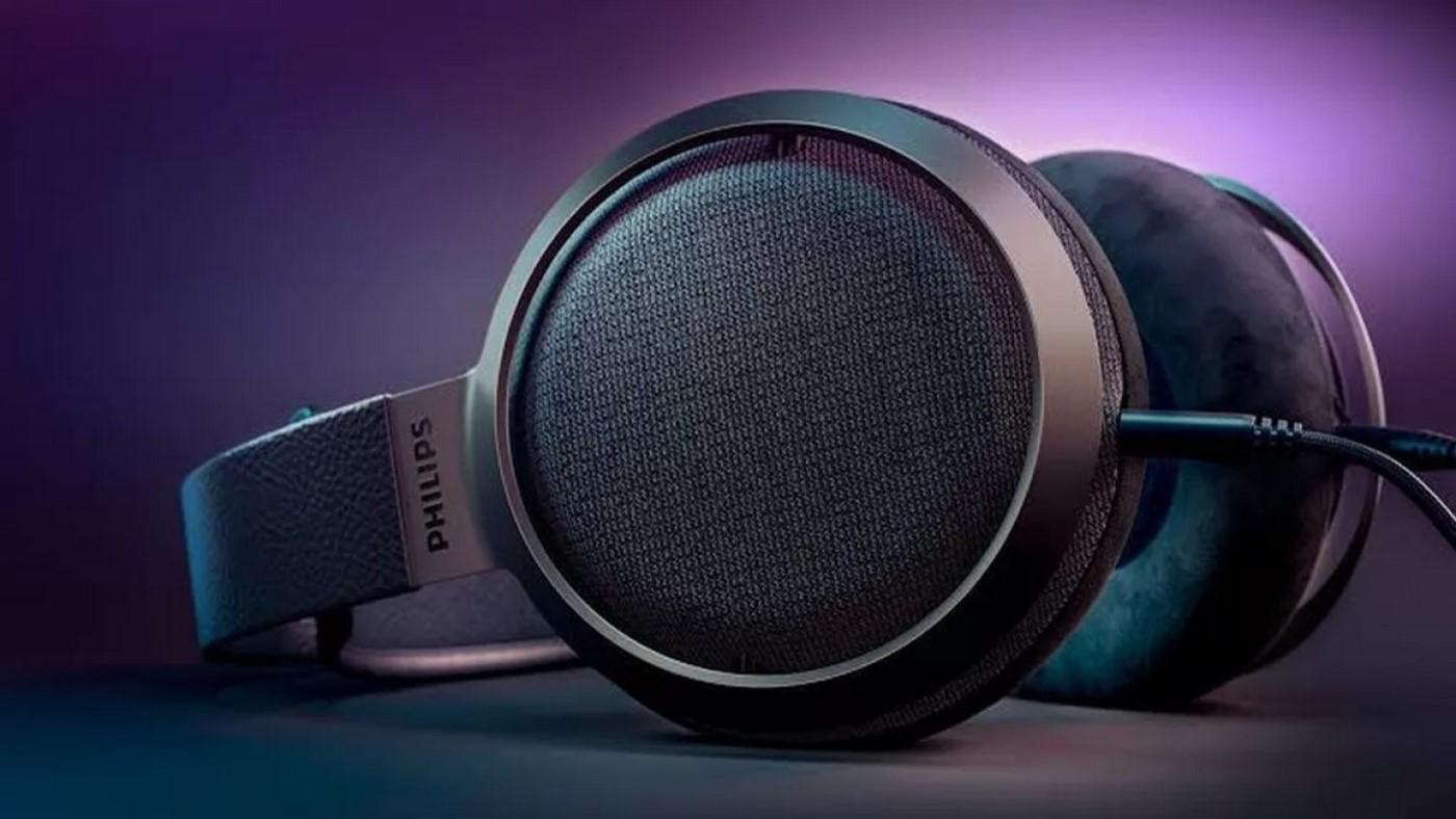 Headphone Philips Fidelio X3. Fonte: Philips