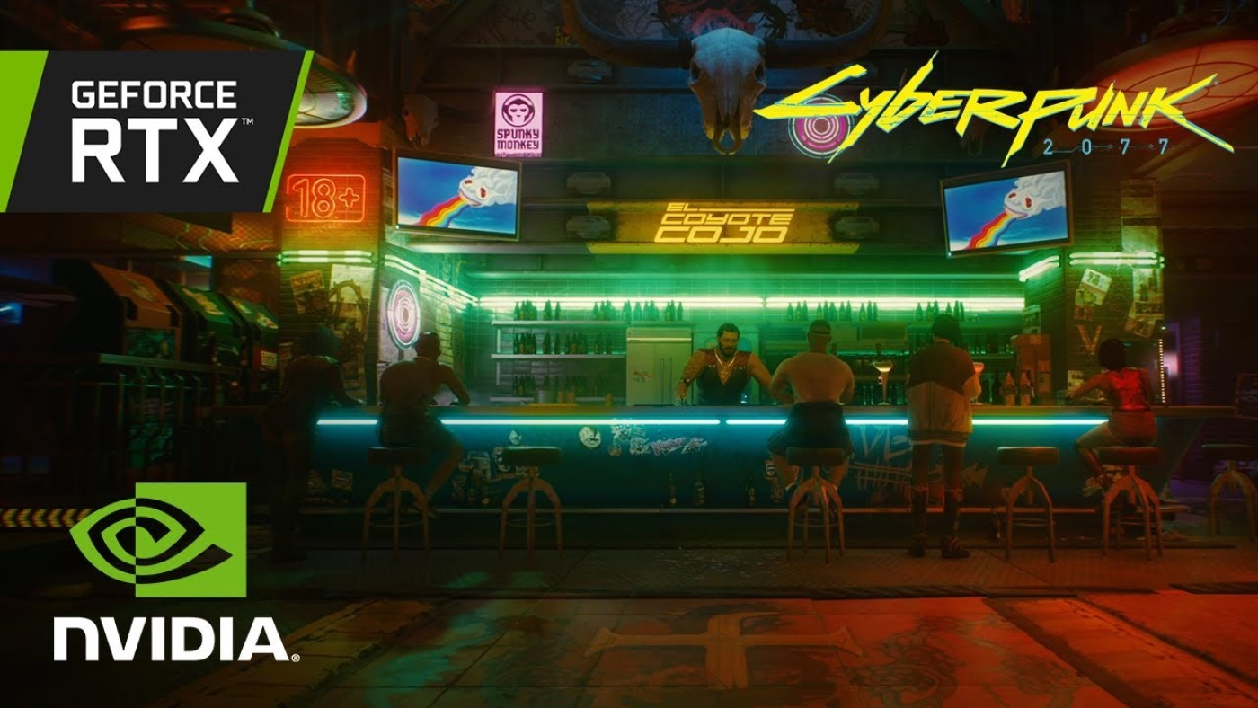 Cyberpunk 2077 ganha trailer demonstrando o Ray-tracing utilizando VGAs NVIDIA RTX 3000 séries