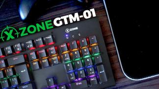 Review Teclado Xzone GTM-01 | Vale a pena comprar switches Outemu por R$ 300?