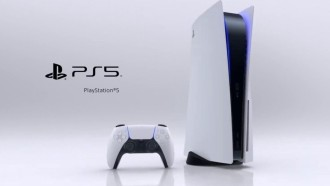 Console Playstation 5. Fonte: Sony