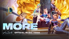 O grupo K-pop de League of Legends lança novo videoclipe e bomba