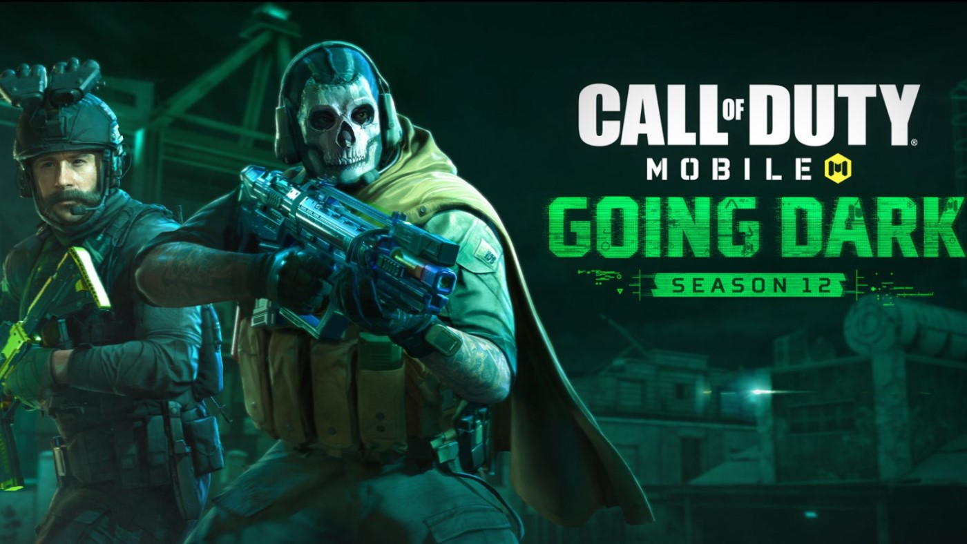 Call of Duty: Mobile recebe Temporada 12: Going Dark hoje!