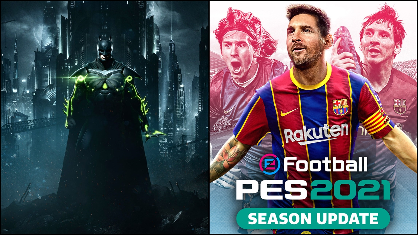 Injustice 2 e PES 2021 chegam ao Xbox Game Pass neste mês