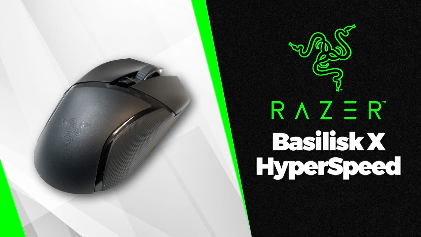 Review Razer Basilisk X Hyperspeed - Bateria MONSTRUOSA