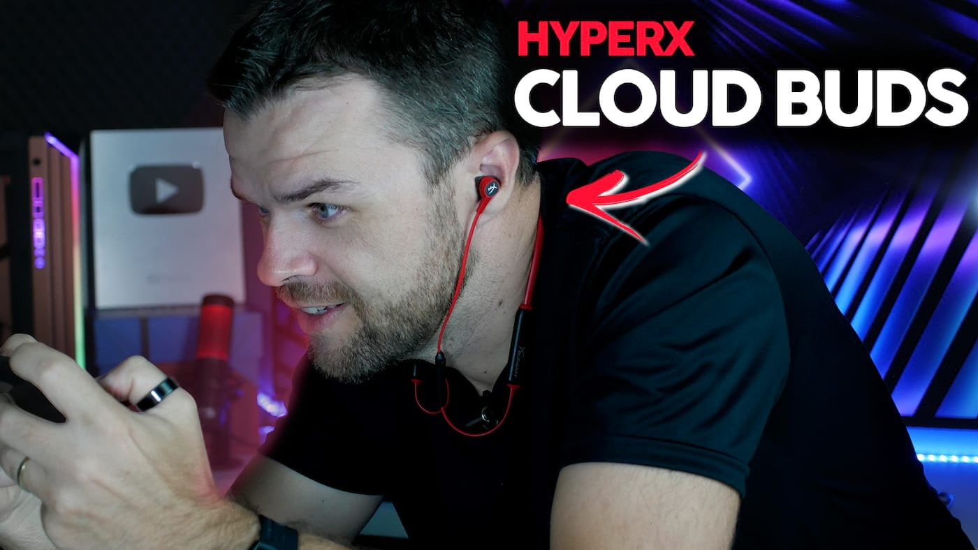 HyperX Cloud Buds Wireless review: Fone bluetooth top para jogar no celular?