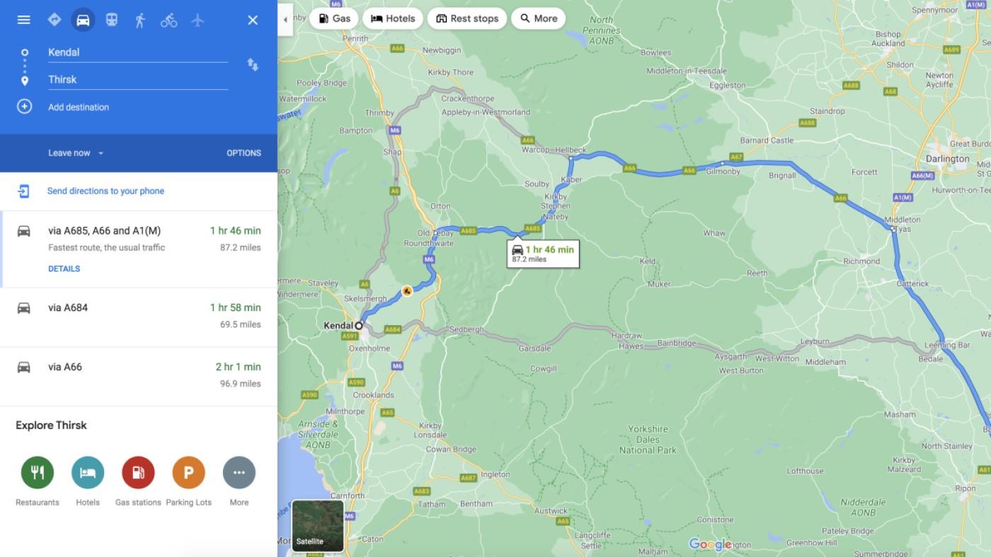 Google Maps torna planejamento de viagens muito mais fácil com nova atualização