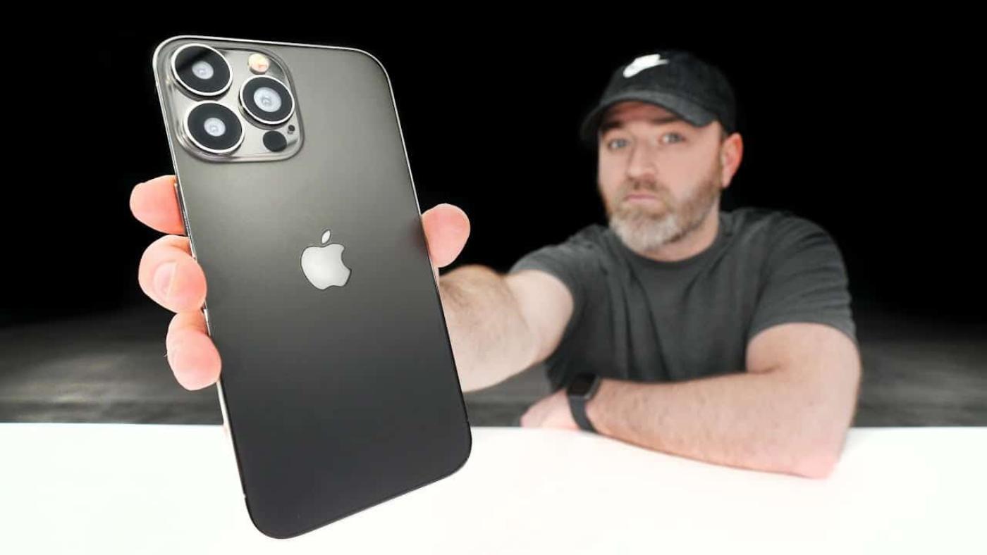 iPhone 13 Pro Max aparece em vídeo revelando seu design oficial; ASSISTA