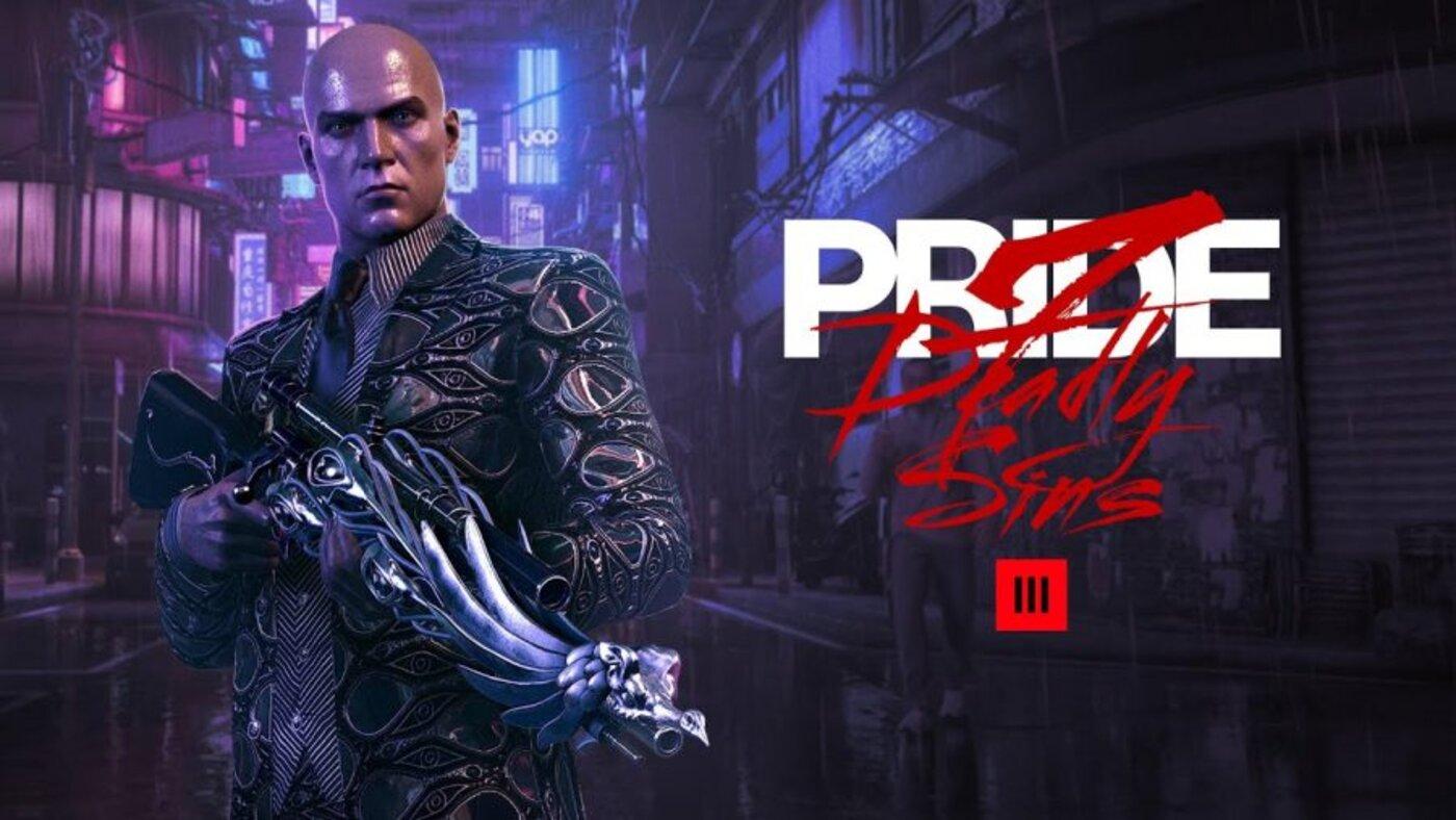 Hitman 3: Ato 2 do DLC Seven Deadly Sins será lançado no dia 10 de maio