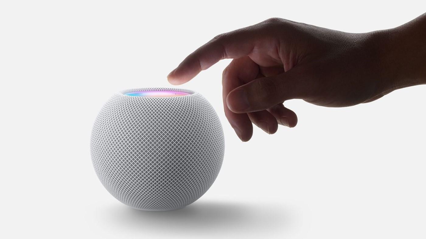 HomePod, caixa Bluetooth da Apple, agora permite comandos no Deezer pela Siri