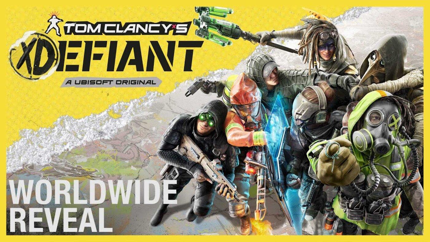 Novo jogo gratuito! Ubisoft anuncia Tom Clancy's XDefiant