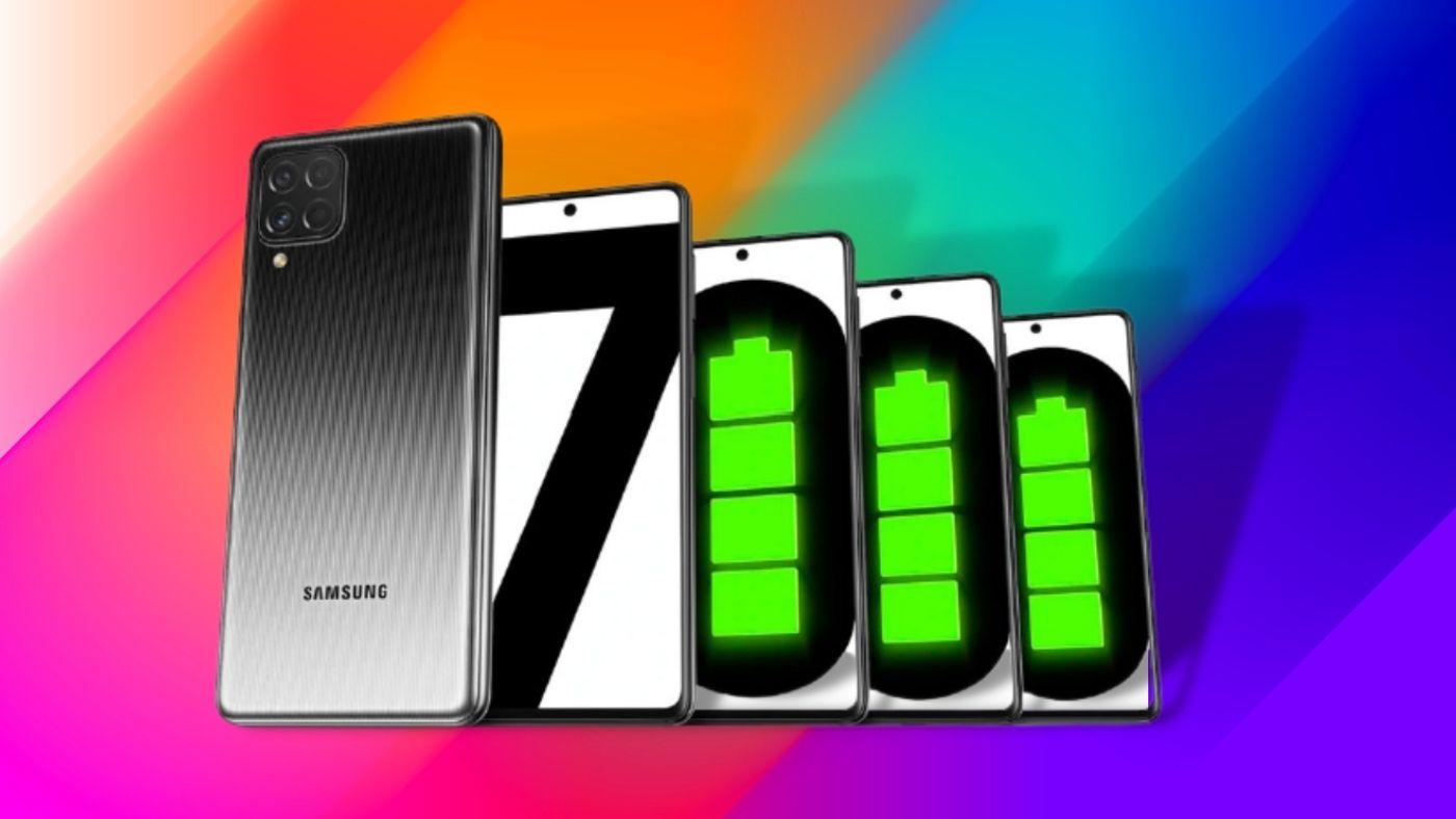 Galaxy M62 e M32 chegam ao Brasil com muita bateria e preço especial