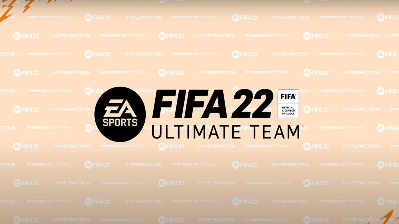 Logo oficial de FIFA 22 Ultimate Team