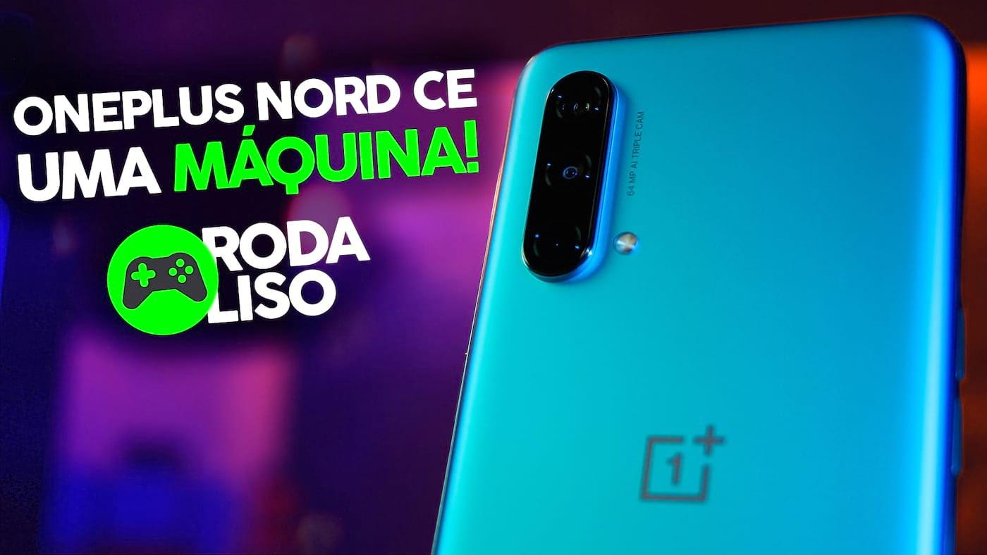 OnePlus Nord CE 5G: como é seu desempenho em jogos?