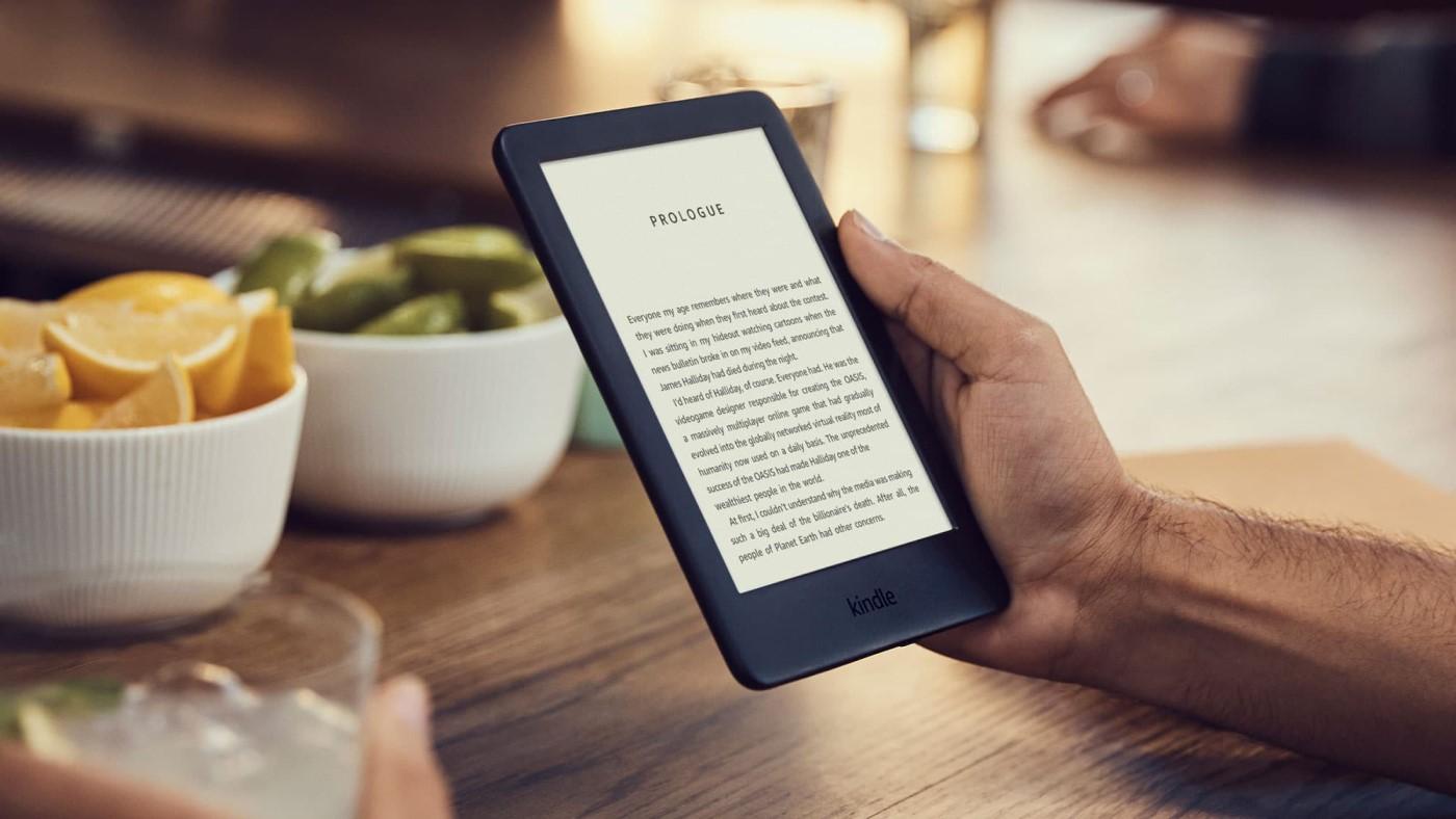 Kindle Paperwhite 5 tem especificações e preço vazados pela própria Amazon