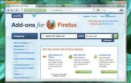 Firefox 4: Lançamento no final de 2010