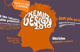 Concurso Prêmio Design 2010