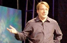 Linus Torvalds diz que mercado já se rendeu ao Linux