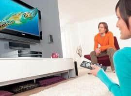 Assista TV 3D sem �culos especiais, � a nova proposta da Toshiba