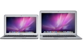 Apple: novo MacBook Air e novo MacOSX Lion