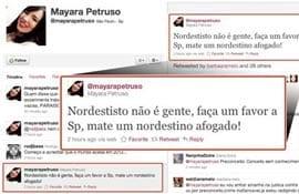 Estagiária demitida por racismo no Twitter