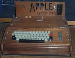Vai a leião dia 23 de novembro o primeiro computador lançado por Steve Jobs, o Apple-1