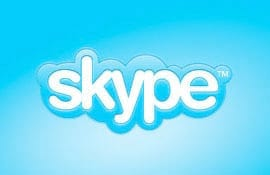 Skype proíbido na China